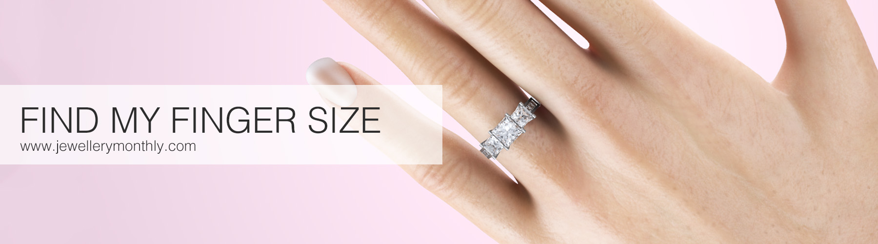 Find your ring size with our international ring size chart