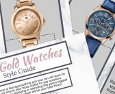 Rose Gold Watches Summer Style Guide