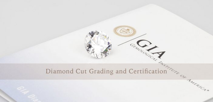 GIA Diamond Cut Grading