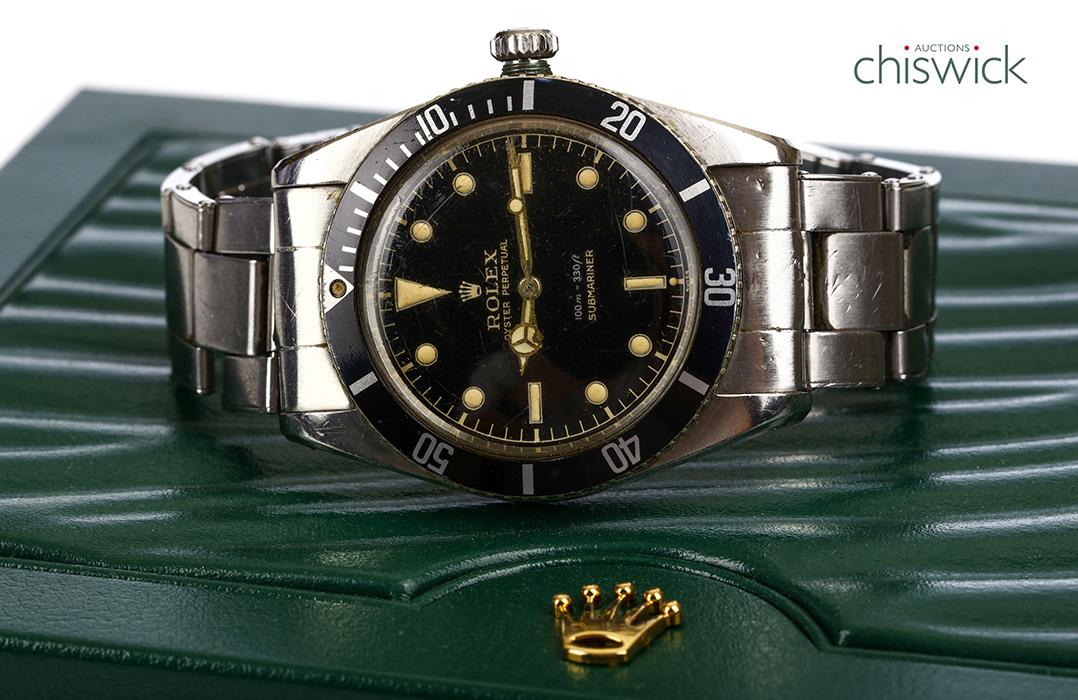 1962 Rolex Submariner (Ref:5508)