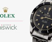 A £50,000 house record for Rolex Submariner at Chiswick Auctions
