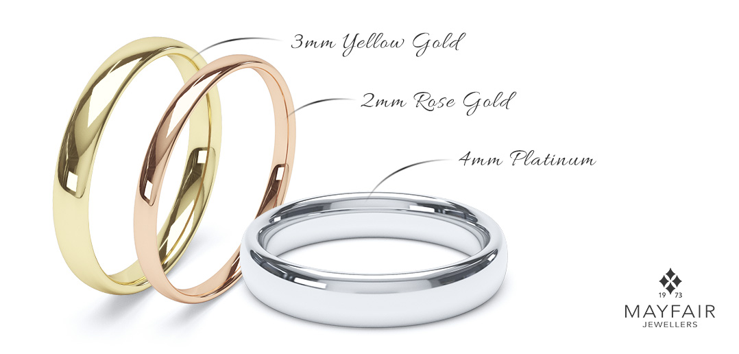 most popular wedding ring shape