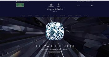 Top 20 Jewellery Website designs of 2017
