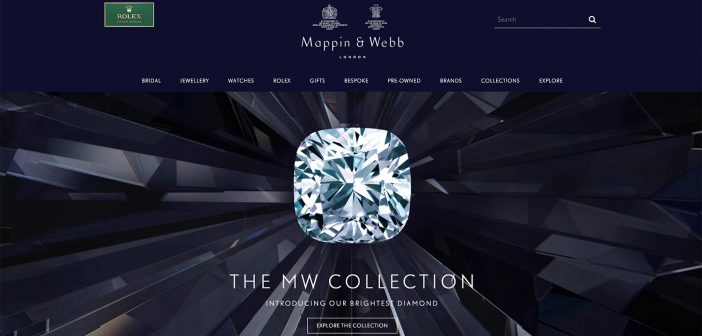 TOP 20 – Jewellery Website Designs of 2017
