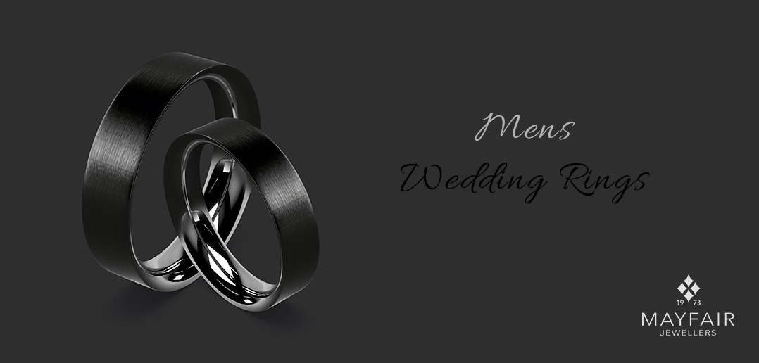 mens popular wedding rings