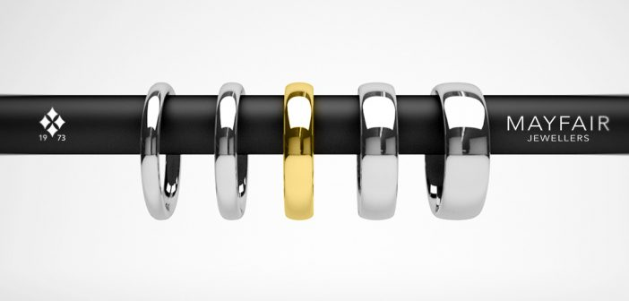 The most popular wedding rings for men and women