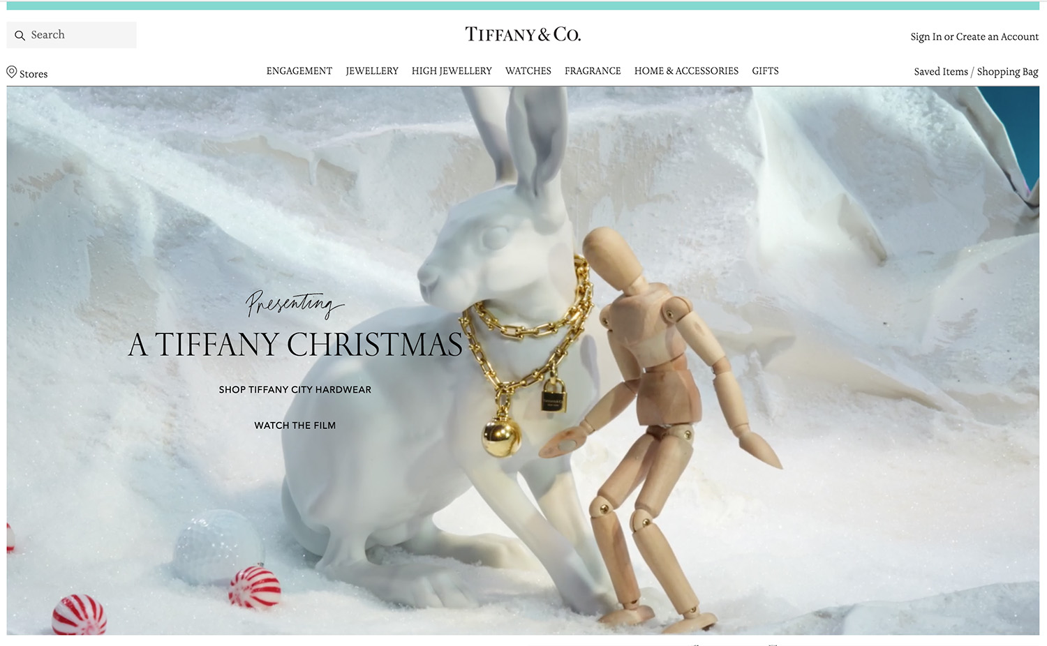 tiffancy & co jewellery_website