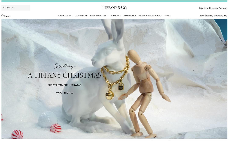 tiffancy & co jewellery_website