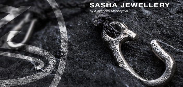 Introducing the EX90°00′00′′ Collection by Sasha Jewellery
