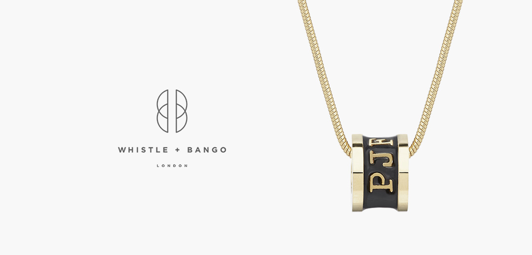 whistle + Bango London Jewellery
