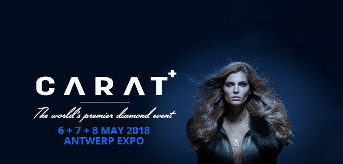 CARAT diamond event banner