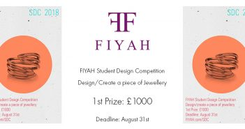 FIYAH jewellery design competition