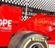 Lumbers Jewellers F1 branded car charity event