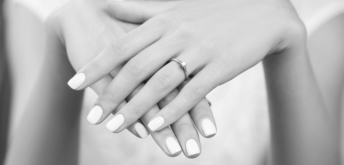 Dispelling the myth of the engagement ring