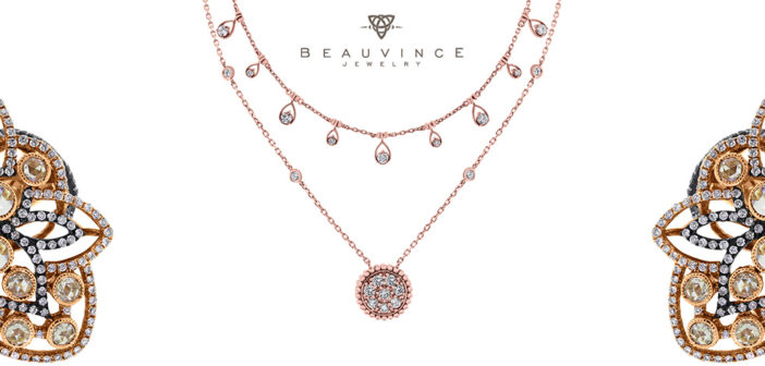 Beauvince Jewellery Rosalie Collection