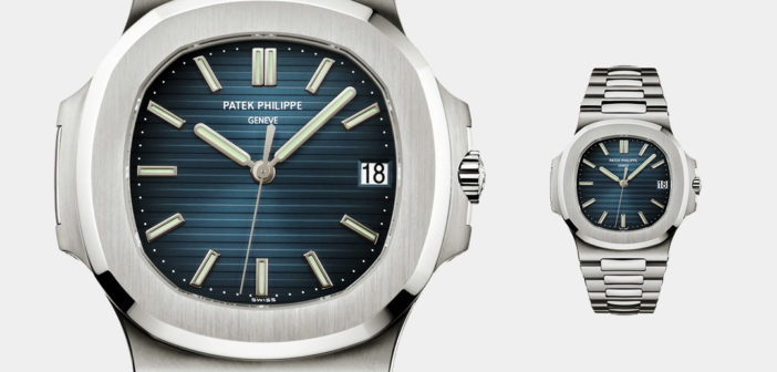 Authentic Patek Philippe Nautilus