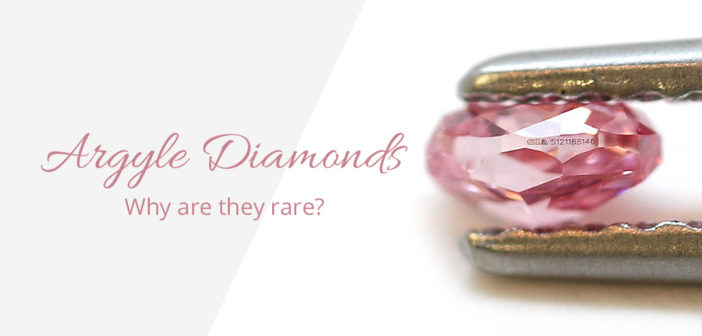 Diamonds are Everyone's Best Friend: Why Argyle Diamonds are so Rare