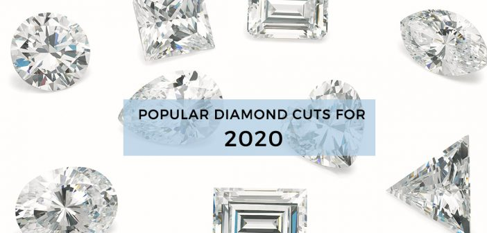 What are the most popular diamond cuts for 2020?
