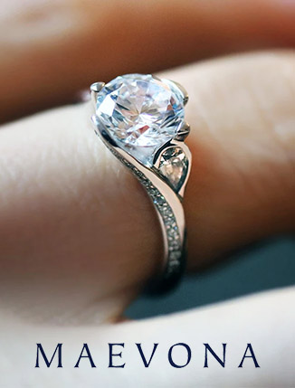 Scottish and Celtic Inspired Engagement Rings