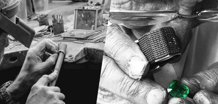 Lonndon DE: Bespoke jewels from start to finish